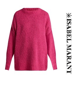 이자벨마랑 에뚜왈 2018 FW Sayers oversized knitted sweater